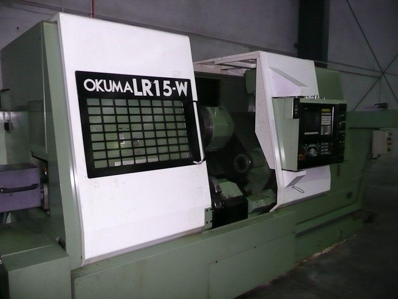 Okuma LR15-W
