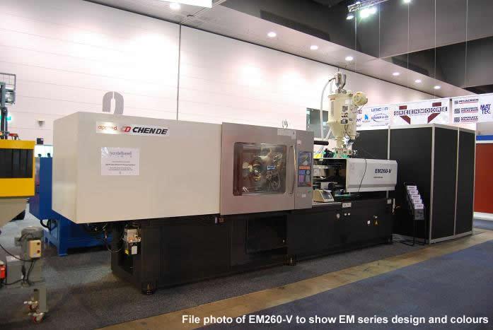 Chen Hsong Easymaster EM80-V