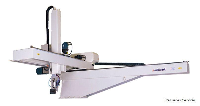 ALFA ROBOT T1700 WD-WS-S3-S5