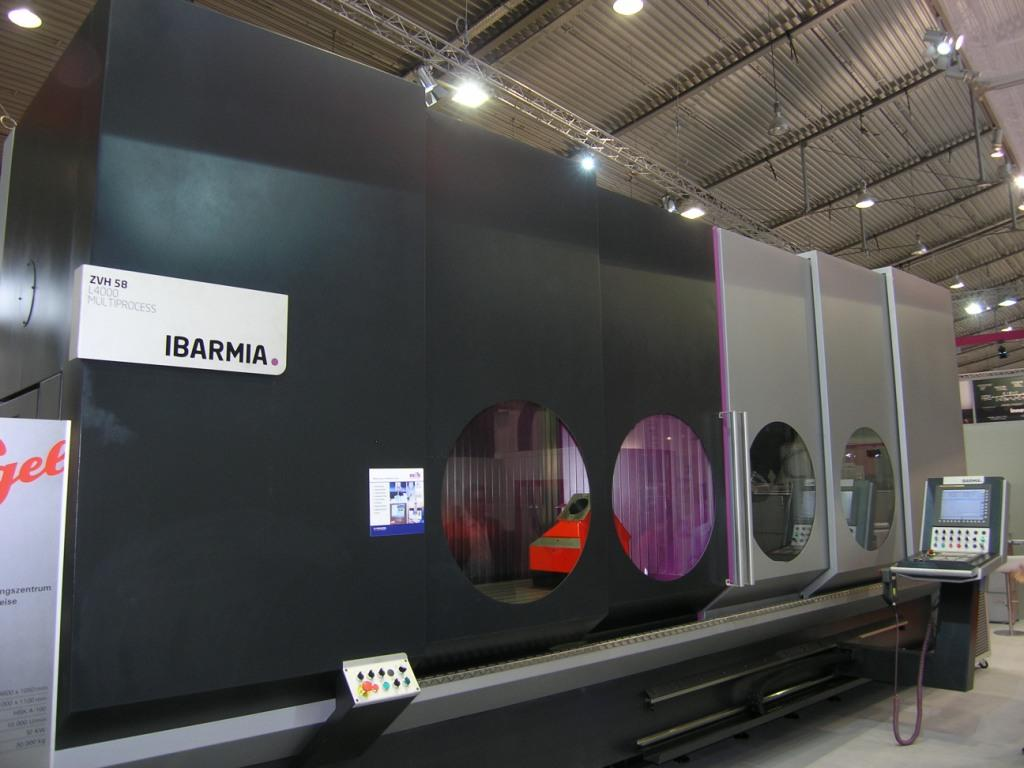 Ibarmia ZVH58L4000 Multiprocess