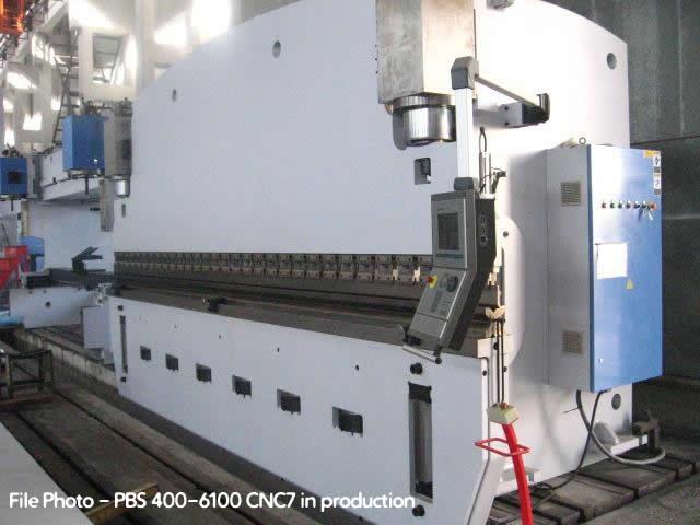 YAWEI PBS 400-6200 CNC4