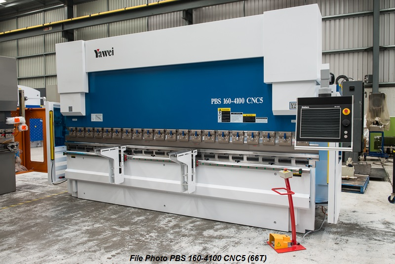YAWEI PBH 300-4100 CNC5 (66T)