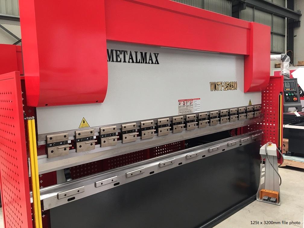METALMAX APB 125-3200 E21