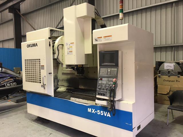 Okuma MX-55VA
