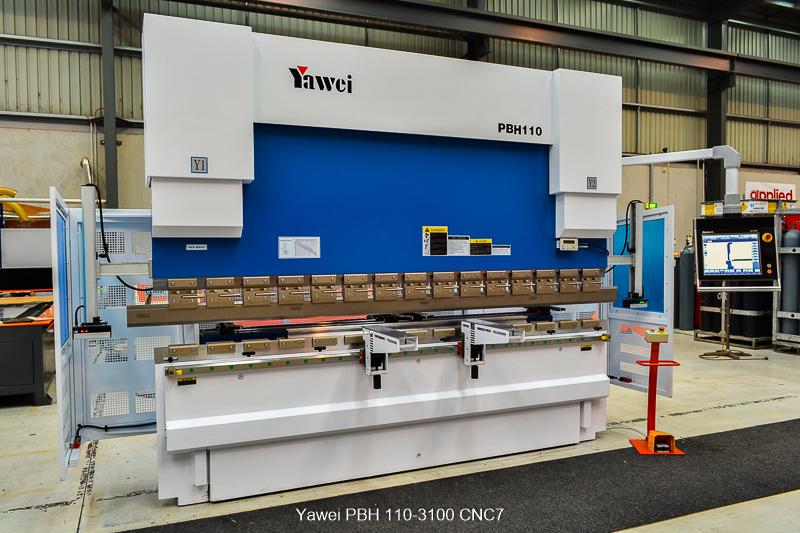YAWEI PBH 160-3100 CNC7 (66T)
