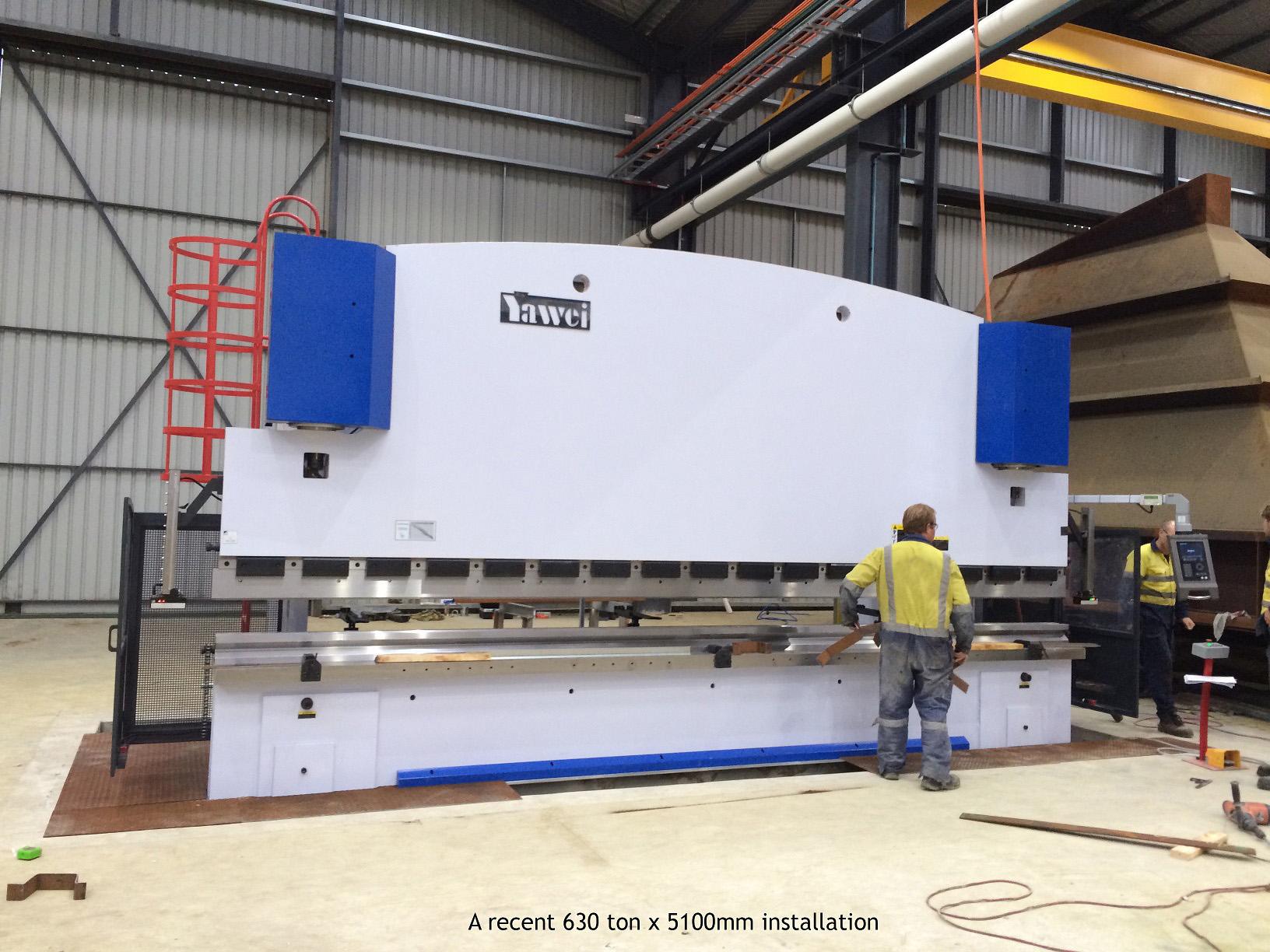 YAWEI PBH 500-4100 CNC5 (66T)