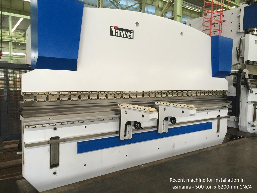 YAWEI PBH 220-6200 CNC4